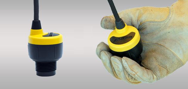 EchoPod<sup>®</sup> DL14 Multi-Function Ultrasonic Liquid Level Transmitter