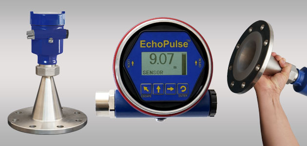 EchoPulse<sup>®</sup> LR25 Radar Liquid Level Sensor Transmitter