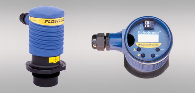 EchoTouch<sup>®</sup> LU20 Ultrasonic Liquid Level Transmitter
