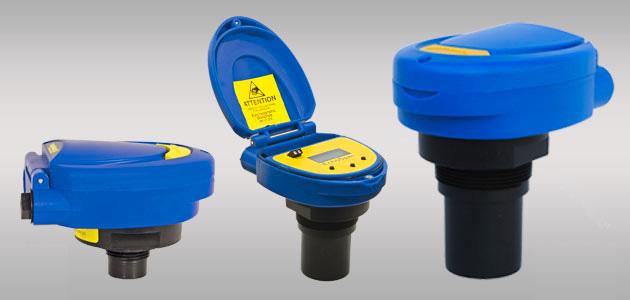 EchoSpan<sup>®</sup> LU80-84 Ultrasonic Liquid Level Sensor Transmitter