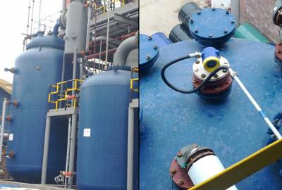 Applying Ultrasonic Level Sensors in Above Ground Bulk Storage Tanks