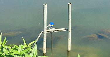Municipal Reservoir Water Liquid Level Sensor