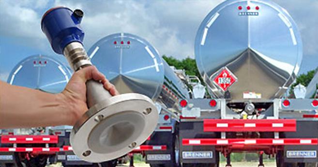 Chemical Distributor Tank Liquid Level Sensor