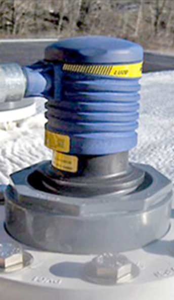 Brine Storage Tank Liquid Level Sensor