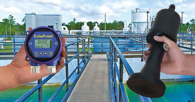 Clarifier Ferric Chloride Liquid Level Sensor
