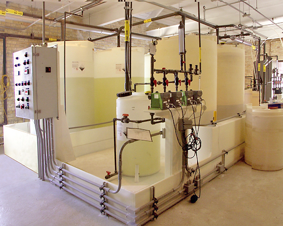 Applying Ultrasonic Level Sensors In Water Treatment Chemical Feed Tanks