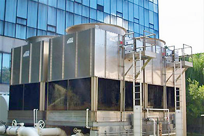Applying Ultrasonic Level Sensors In Cooling Tower Water Basins