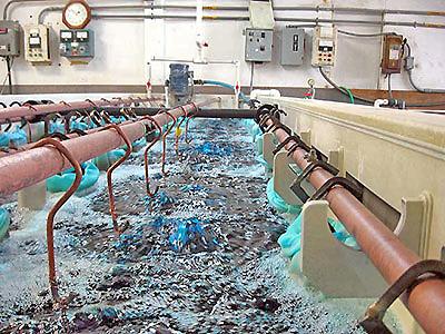 Applying Ultrasonic Level Sensors In Plating Tanks Or Baths