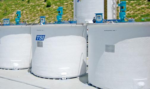 Applying Ultrasonic Level Sensors In pH Neutralization Tanks