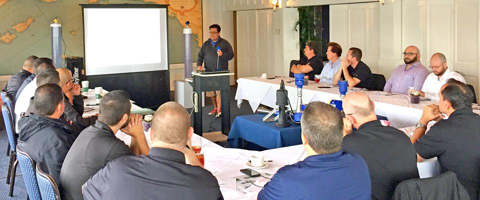 Training Seminar With Harrington Industrial Plastics