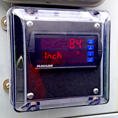 Chemical Rail Terminal Tank Liquid Level Transmitter