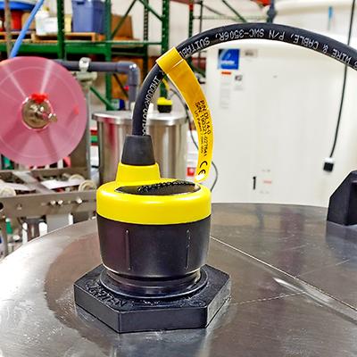 Popsicle Dispenser Machine Tank Liquid Level Transmitter