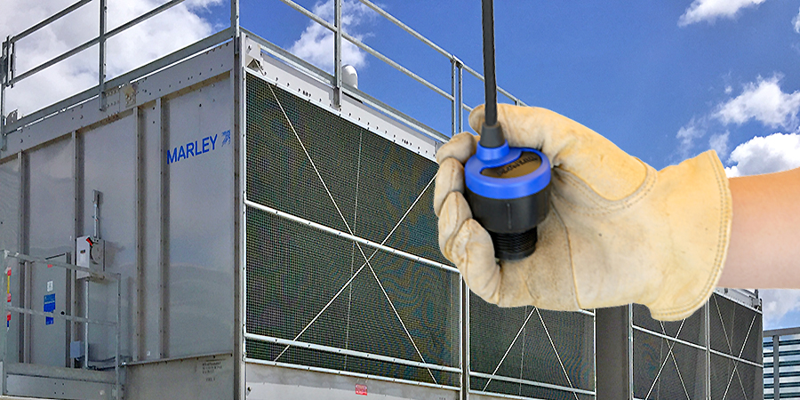 Hospital Cooling Tower Sump Liquid Level Sensor