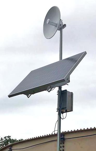 Remote Tank Inventory Monitoring Liquid Level Sensor