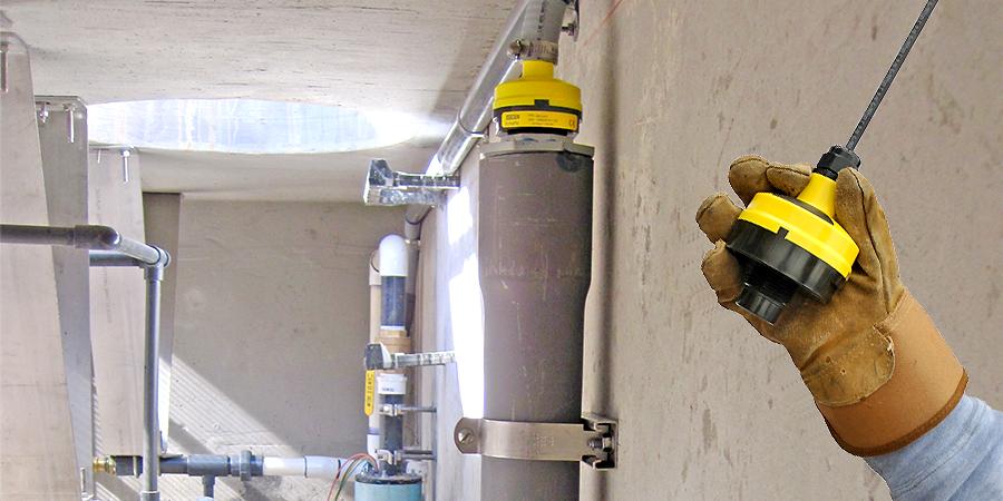 HVAC Cooling Water Sump Liquid Level Sensor
