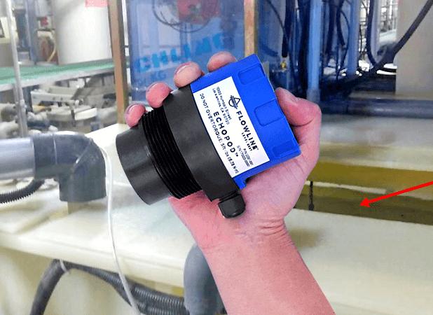 Solar Panel Metal Finishing Tank Liquid Level Sensor