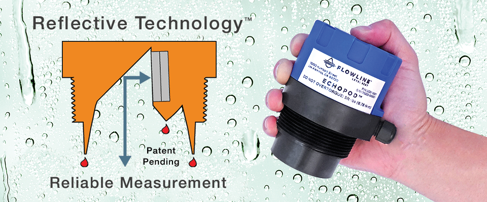 EchoPod Ultrasonic Level Transmitters Now Shipping