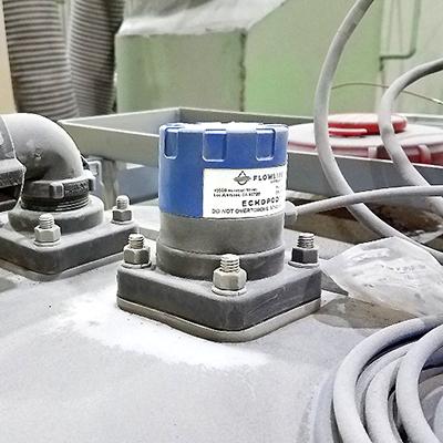Waste pH Neutralization Tank Liquid Level Transmitter