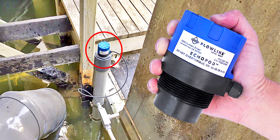 Reliable Cooling Tower Sump Liquid Level Sensor