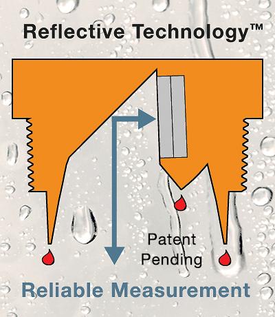 Reliable Batch Mix Tank Liquid Level Sensor
