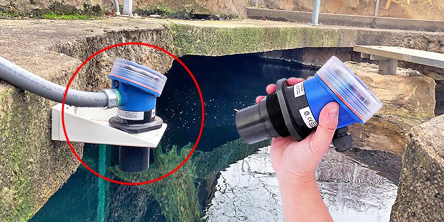 Zoo Animal Water Exhibit Liquid Level Sensor