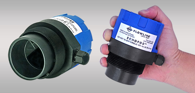 EchoPod<sup>®</sup> UG01 & UG03 Reflective Ultrasonic Multi-Function Liquid Level Sensor
