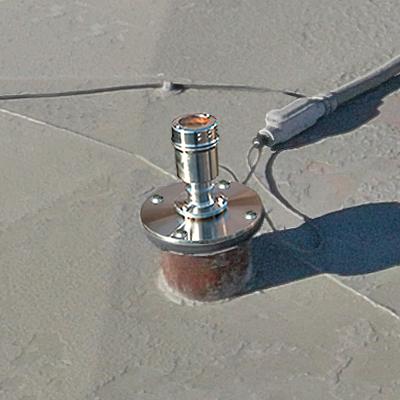 Cement Batch Mix Plant Silo Radar Level Sensor