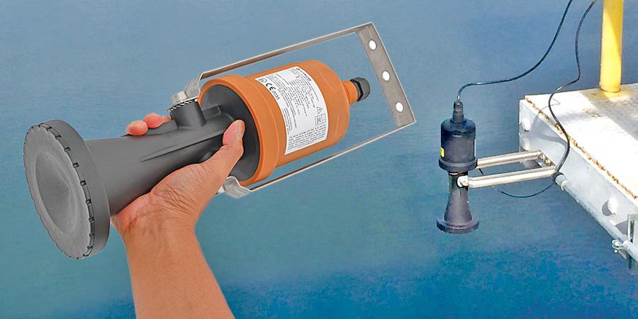 Municipal Water Reservoir Liquid Level Sensor