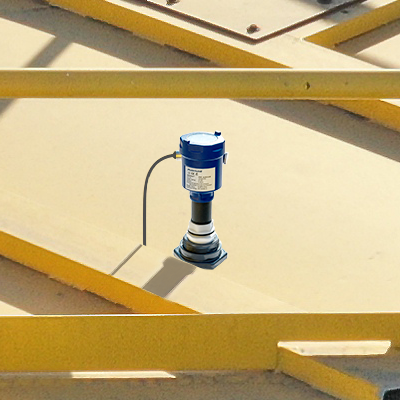 Industrial Wastewater Storage Tank Radar Level Sensor