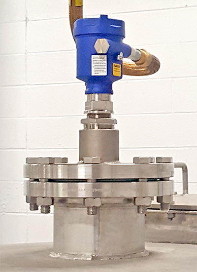 Lacquer and Varnish Liquid Level Sensor