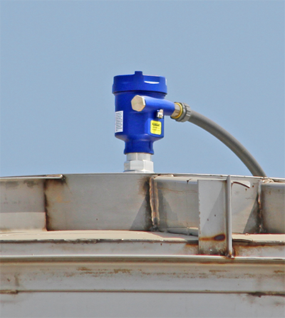 Agriculture Chemical Distributor Liquid Level Transmitter