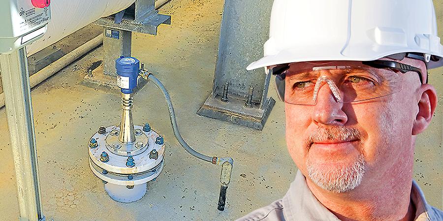 Reliable and Easy to Use Radar Liquid Level Sensor