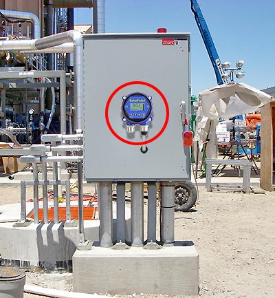 Power Plant Waste Sump Liquid Level Sensor