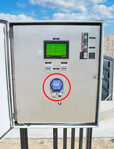 Municipal Sewer Lift Station Liquid Level Transmitter
