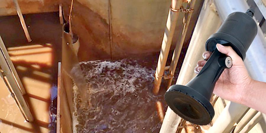 Stormwater Pump Lift Station Liquid Level Sensor