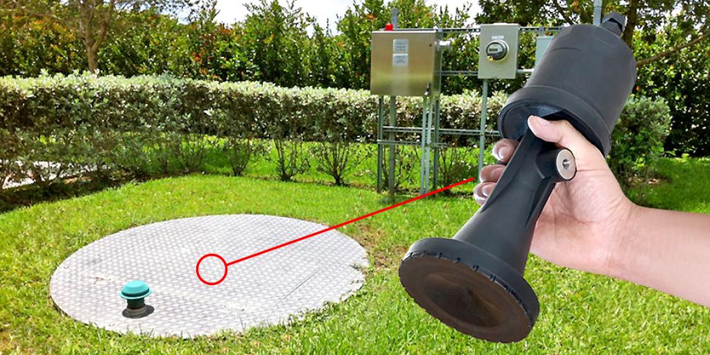 Stormwater Pump Lift Station Radar Level Sensor