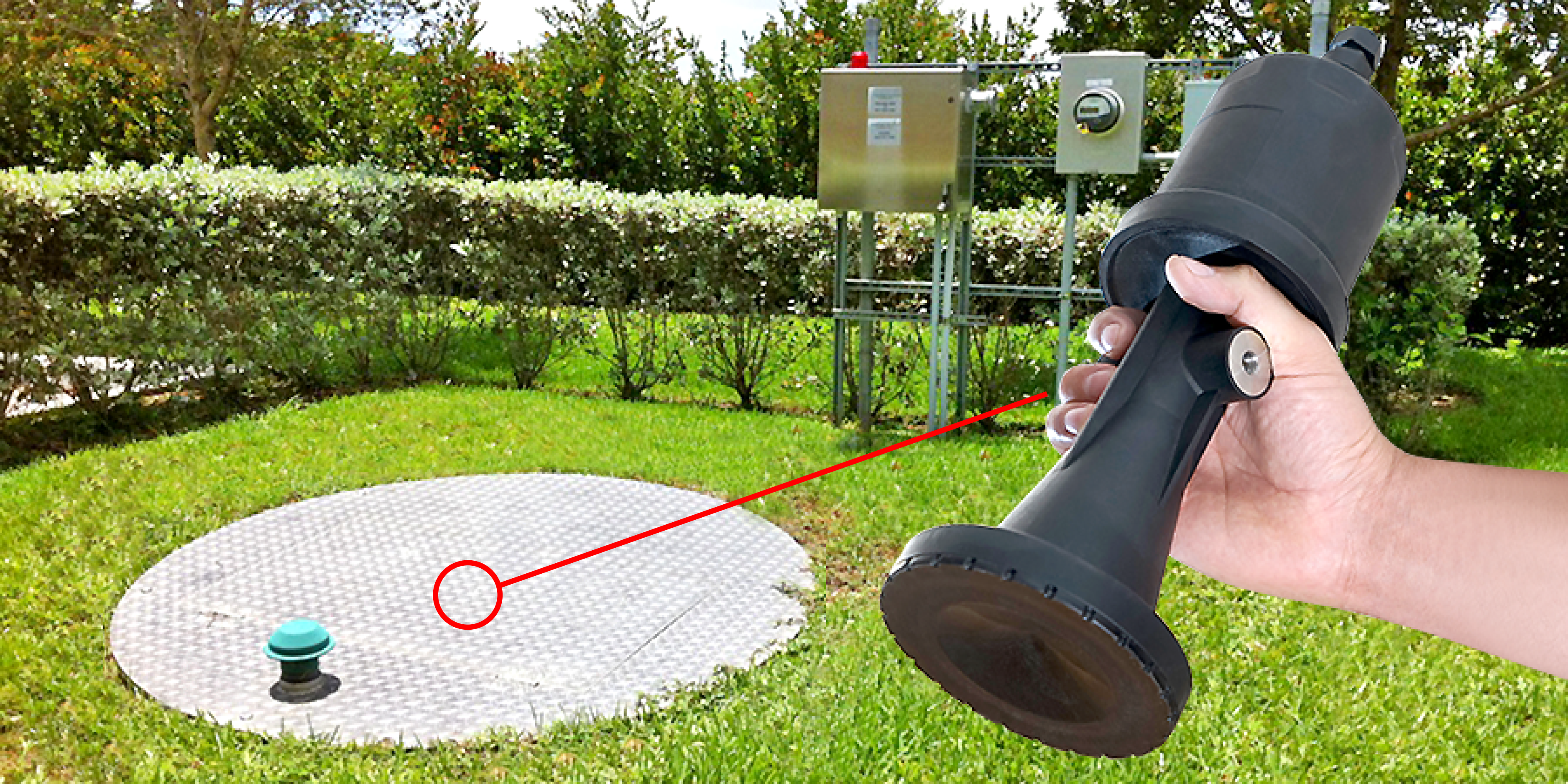 Stormwater Lift Station Liquid Level Sensor