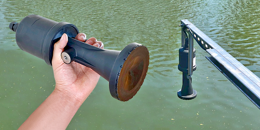 Reliable Municipal Canal Liquid Level Sensor