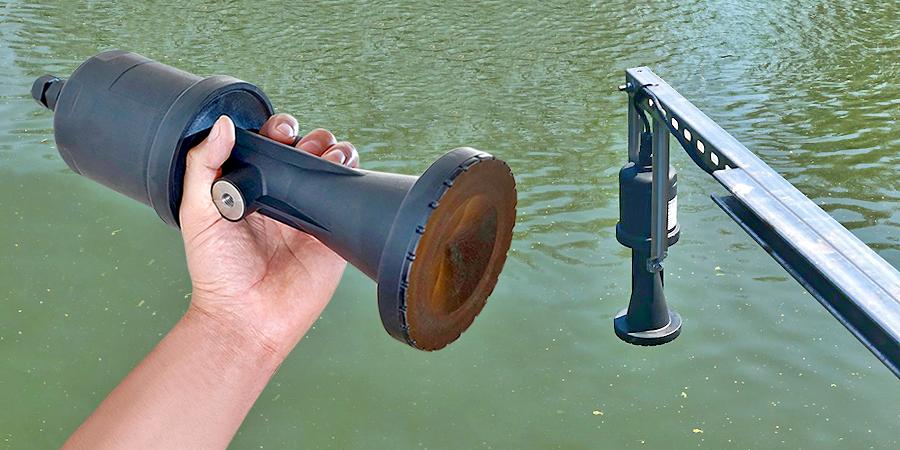 Reliable Municipal Canal Radar Level Sensor