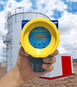 Fracking Brine Recovery Tank Liquid Level Sensor