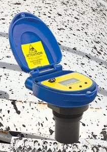 Cold Patch Asphalt Mix Tank Liquid Level Sensor