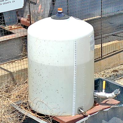 Pump Jack Chemical Tank Ultrasonic Liquid Level Transmitter