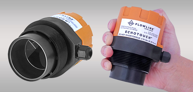 EchoTouch<sup>®</sup> US01 &#038; US03 Reflective Ultrasonic Liquid Level Transmitter