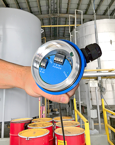 Motor Chemical Storage Tank Liquid Level Sensor