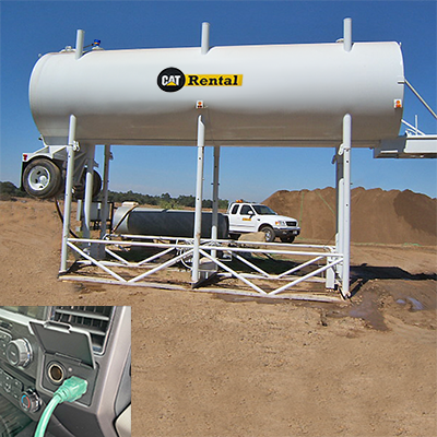 Water Tower Tank Guided Wave Liquid Level Transmitter