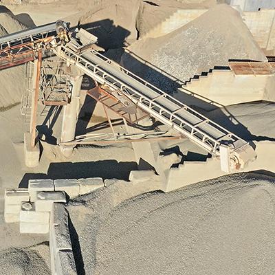 Concrete Batch Mix Plant Silo Radar Level Sensor