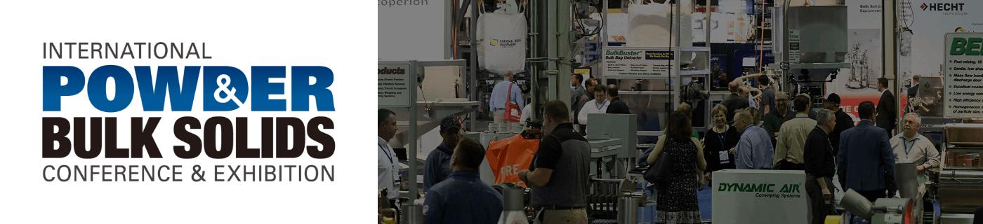 International Powder and Bulk Solids Show 2021