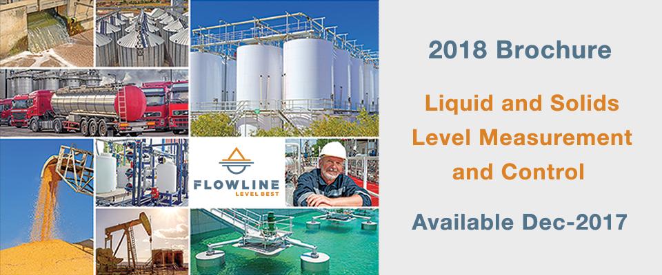 New Flowline Level Brochure Coming Soon