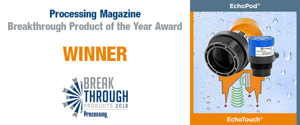 Flowline Wins Breakthrough Level Product of the Year
