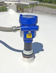 Sulfuric Acid Bulk Storage Liquid Level Sensor